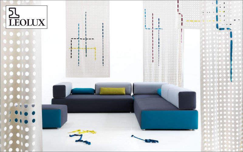 Leolux Canapé modulable Canapés Sièges & Canapés Salon-Bar | Design Contemporain
