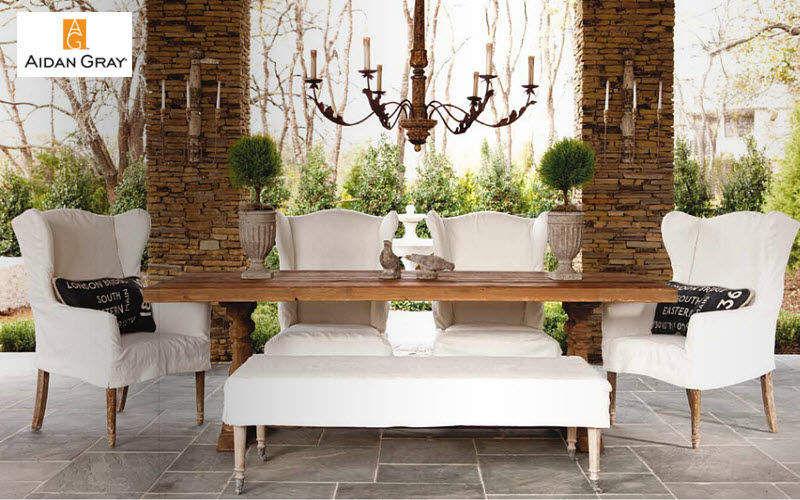 Aidan Gray Home    Terrasse | Charme