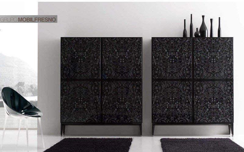 MOBIL FRESNO - AlterNative Cabinet Bahuts Buffets Meubles de salon Rangements Bureau | Design Contemporain