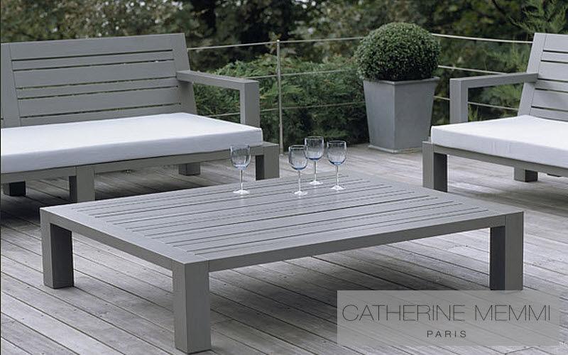 Catherine Memmi Salon de jardin Salons complets Jardin Mobilier Terrasse | Design Contemporain