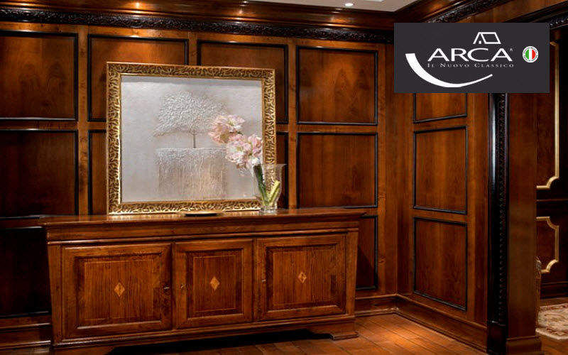 Arca Boiserie Boiseries Lambris Placages Murs & Plafonds  |