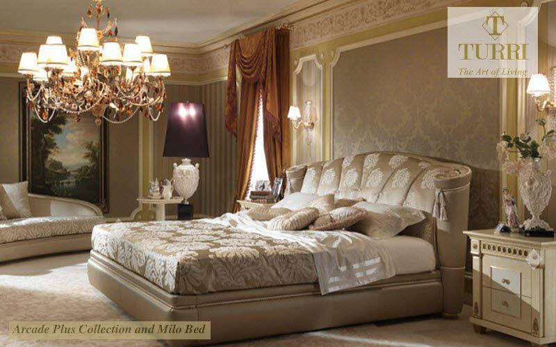 Turri Chambre Chambres à coucher Lit Chambre | Classique