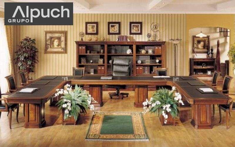 Alpuch Grupo Bureau de direction Bureaux et Tables Bureau Lieu de travail   Classique