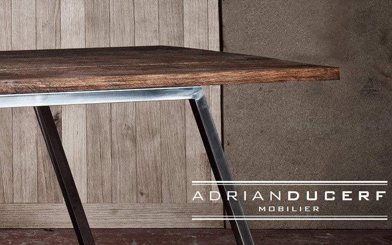 ADRIAN DUCERF Table de repas rectangulaire Tables de repas Tables & divers Salle à manger   Contemporain