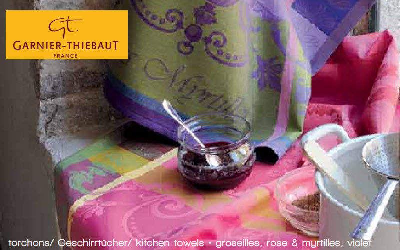 Garnier Thiebaut Torchon Linge de cuisine Linge de Maison  |