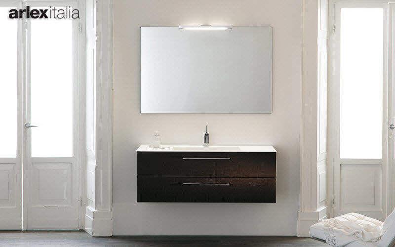 Arlexitalia Meuble vasque Meubles de salle de bains Bain Sanitaires  |
