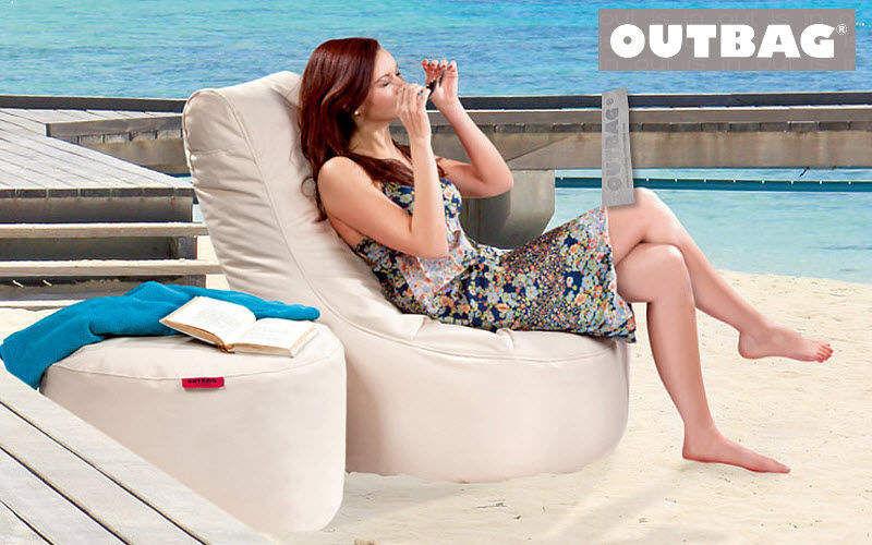 OUTBAG Pouf d'extérieur Divers mobilier de jardin Jardin Mobilier Jardin-Piscine | Bord de mer