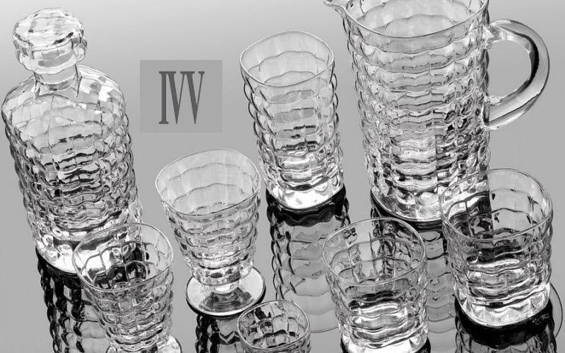 IVV Service de verres Services de verres Verrerie Cuisine | Design Contemporain