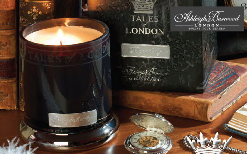 Ashleigh & Burwood Bougie parfumée Senteurs Fleurs et Senteurs Chambre | Classique
