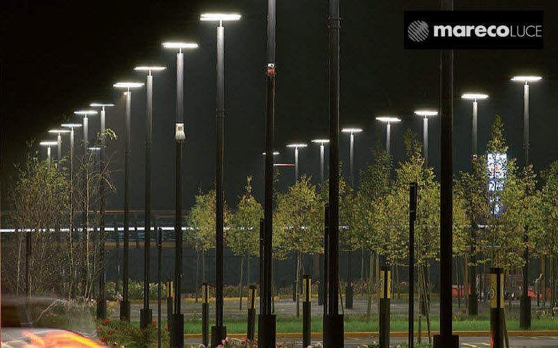 Mareco Luce Réverbère Réverbères lampadaires Luminaires Extérieur Espace urbain | Contemporain