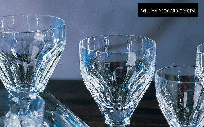 William Yeoward Crystal Service de verres Services de verres Verrerie Salle à manger | Classique