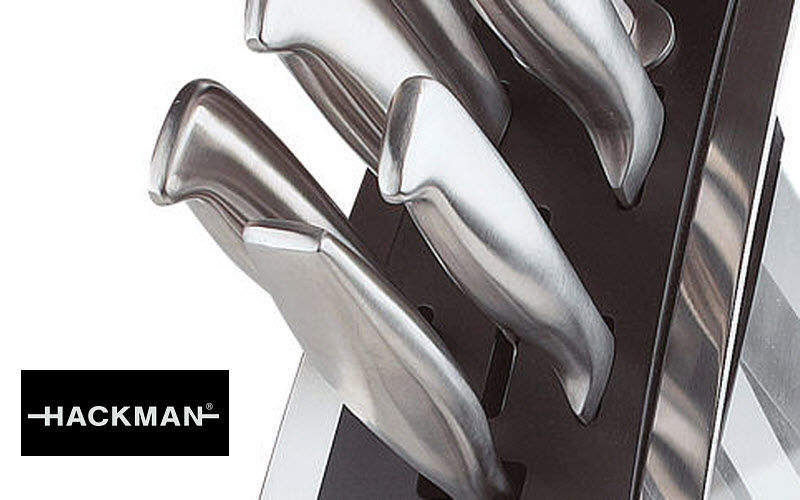Hackman Bloc couteaux Couper Eplucher Cuisine Accessoires  |