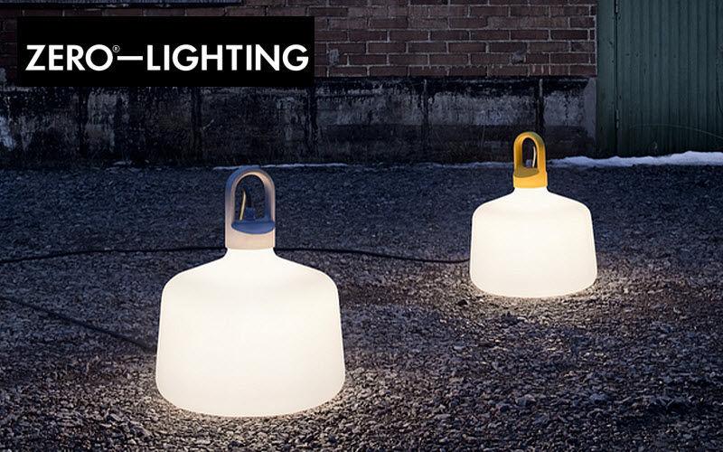 Zero Lampe de jardin Luminaires de sol Luminaires Extérieur  |