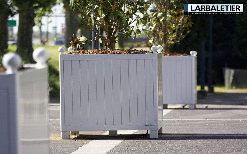 Larbaletier Bac à fleurs Bacs Jardin Bacs Pots Terrasse | Design Contemporain