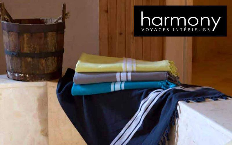Harmony Drap de bain Linge de toilette Linge de Maison  |