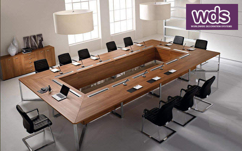 WORLDWIDE DECORATION SYSTEMS Table de réunion Bureaux et Tables Bureau  |