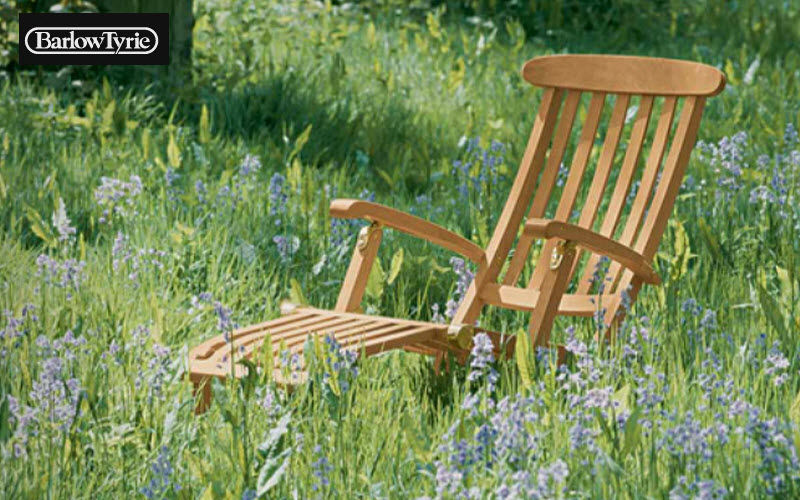 Barlow Tyrie Chaise longue de jardin Chaises longues Jardin Mobilier  |