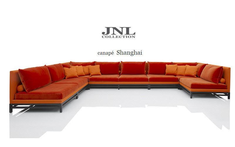 JNL COLLECTION Canapé d'angle Canapés Sièges & Canapés   