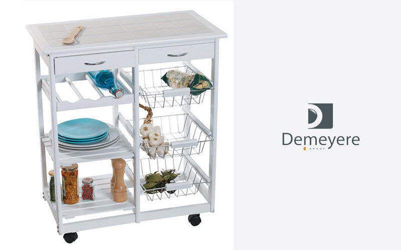 Demeyere Meubles Desserte mobile Chariots Tables roulantes Tables & divers  |