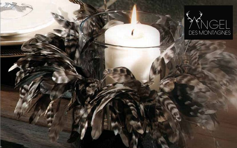 Angel Des Montagnes Photophore Bougies Bougeoirs Objets décoratifs  | Montagne