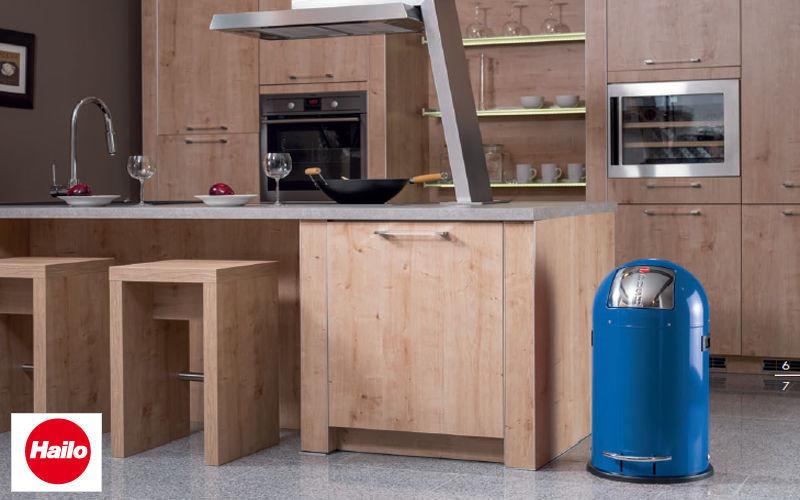 Autour de l 39 vier cuisine accessoires decofinder - Hailo poubelle encastrable cuisine ...