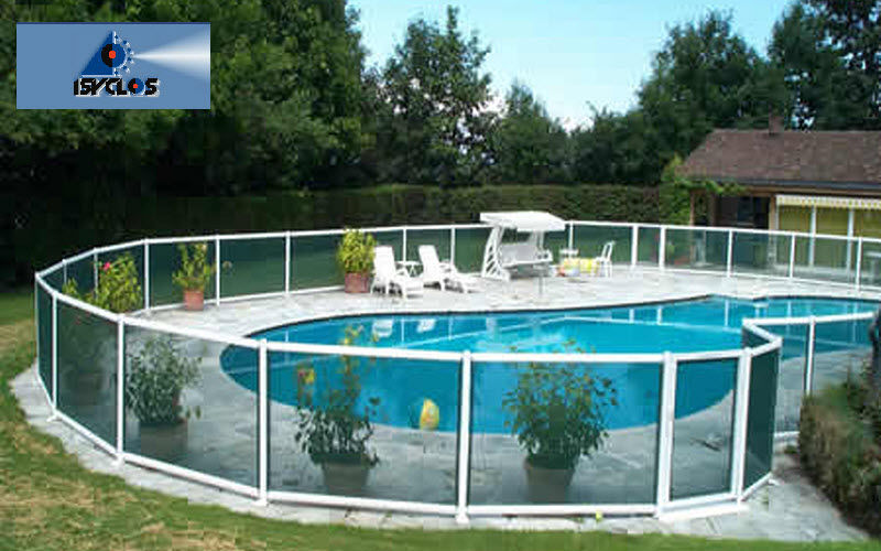 Isyclos Clôture de piscine Sécurité Piscine et Spa  |
