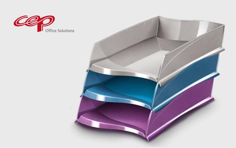 CEP OFFICE SOLUTIONS Corbeille à courrier Fournitures de bureau Papeterie Accessoires de bureau  |