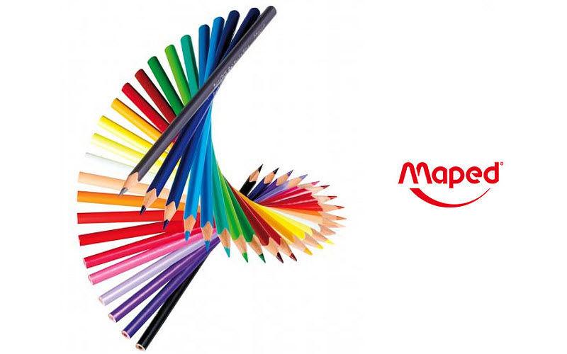 Maped Crayons de couleur Papeterie Ecriture Papeterie Accessoires de bureau  |