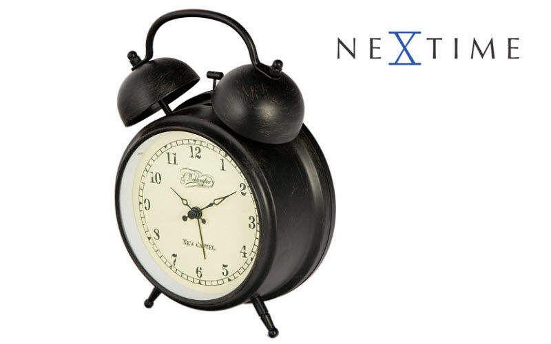 Nextime Réveil matin Horloges Pendules Réveils Objets décoratifs  |