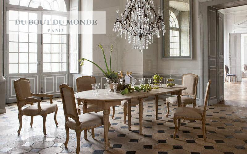 Salle manger tables de repas decofinder for Table de salle a manger style baroque