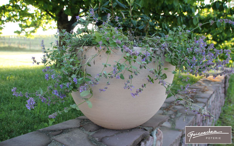 POTERIE GOICOECHEA Pot de jardin Pots de jardin Jardin Bacs Pots Jardin-Piscine | Classique