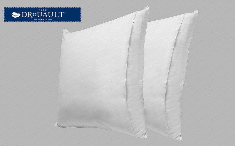 Drouault Protège-oreiller Coussins Oreillers Linge de Maison  |