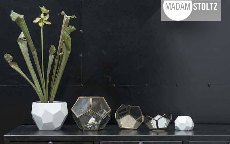 MADAM STOLTZ Vase à fleurs Vases Fleurs et Senteurs   