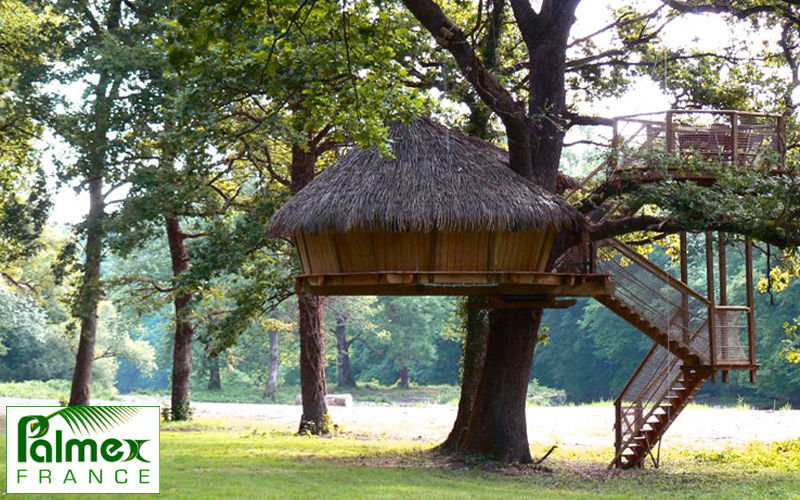 PALMEX Cabane dans les arbres Abris Chalets Jardin Abris Portails... Jardin-Piscine | Ailleurs