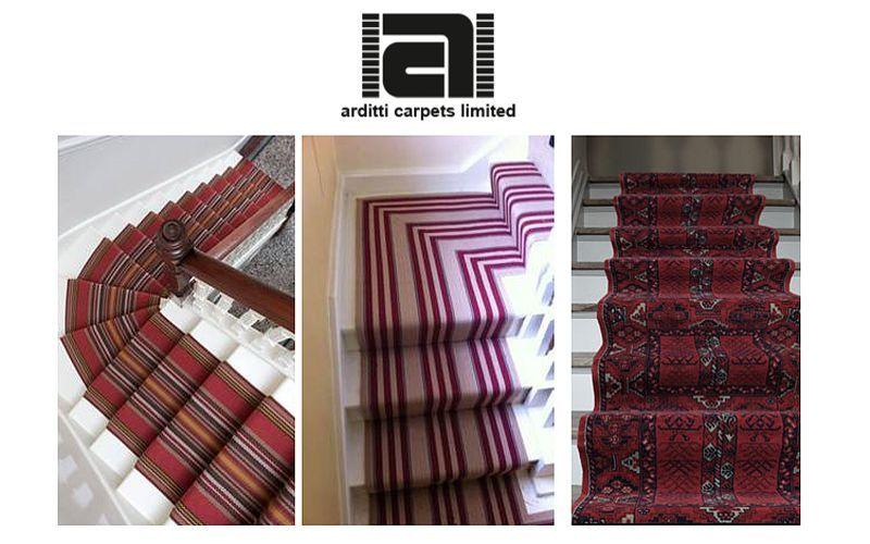 ARDITTI CARPETS Tapis d'escalier Tapis de seuil couloir escalier Tapis Tapisserie  |