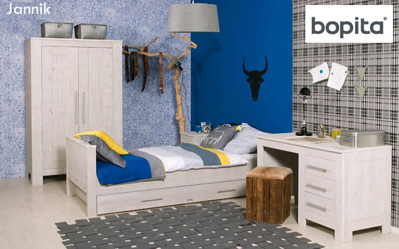 chambre junior 11 14 ans chambres enfant decofinder. Black Bedroom Furniture Sets. Home Design Ideas