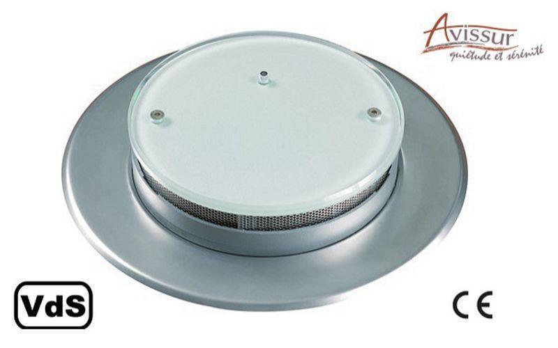 AVISSUR Alarme détecteur de fumée Alarmes Domotique  |