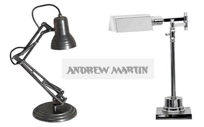 Andrew Martin Lampe de bureau Lampes Luminaires Intérieur  |