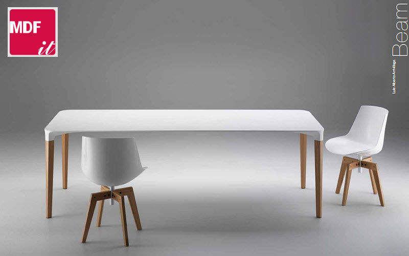 MDF Italia Table de repas rectangulaire Tables de repas Tables & divers   
