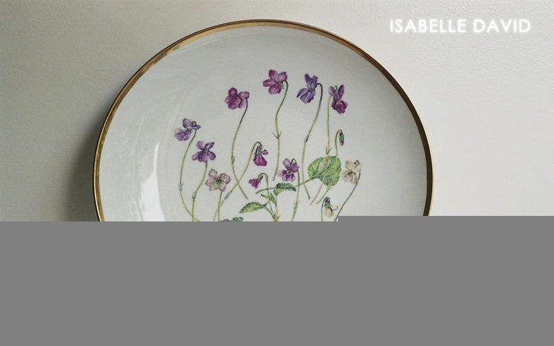 ISABELLE DAVID Assiette décorative Assiettes décoratives Objets décoratifs  |