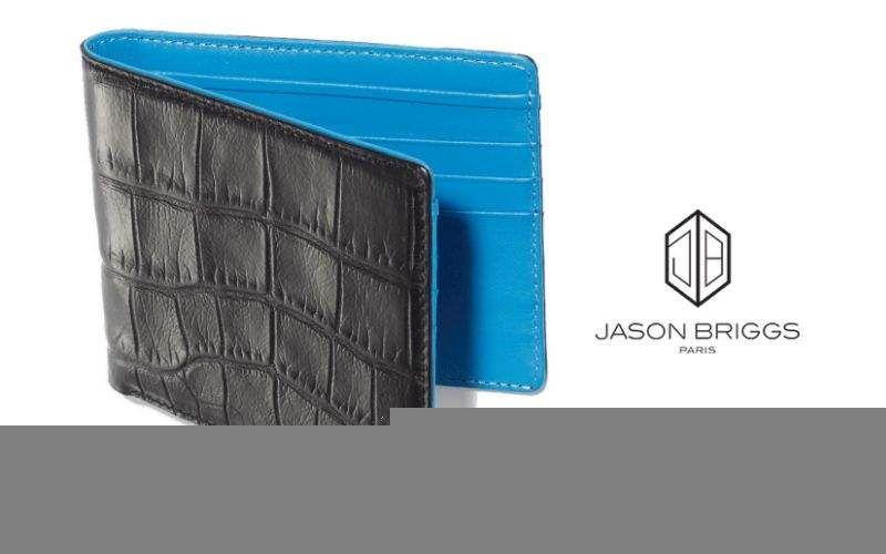 JASON BRIGGS Portefeuille sacs et accessoires En marge de la Déco   