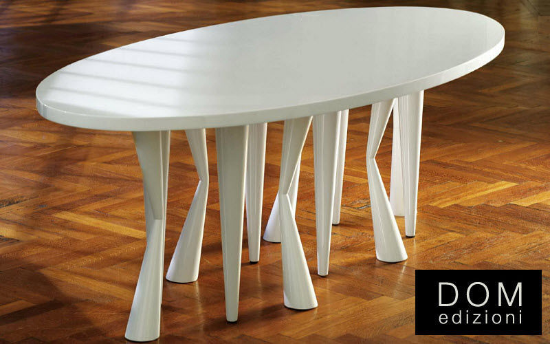 DOM EDIZIONI Table de repas ovale Tables de repas Tables & divers  |
