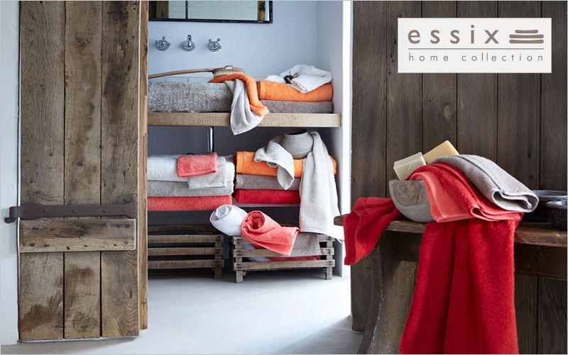 Essix Serviette de toilette Linge de toilette Linge de Maison Salle de bains | Design Contemporain