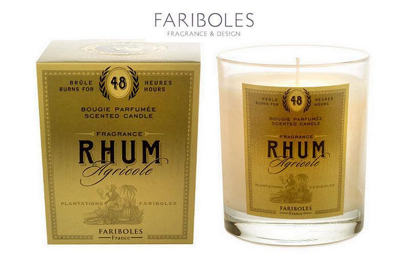 Fariboles Bougie parfumée Bougies Bougeoirs Objets décoratifs  |