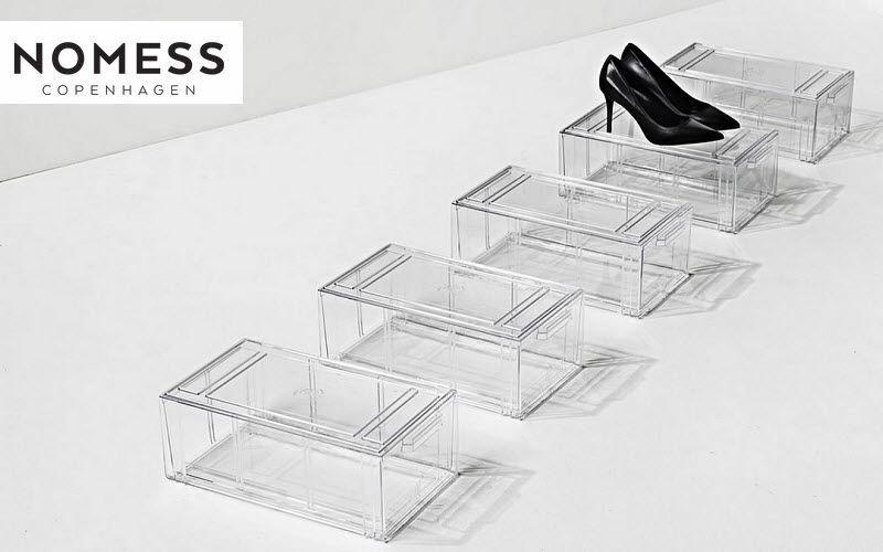 nomess copenhagen Boite à chaussures Boites et caisses Rangement Dressing  |