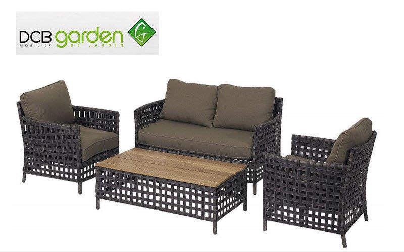 DCB GARDEN Salon de jardin Salons complets Jardin Mobilier  |