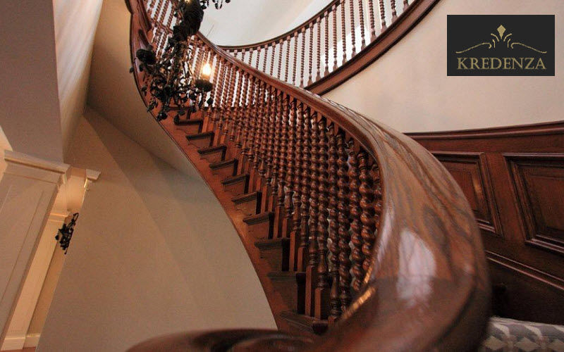 Kredenza Rampe d'escalier Escaliers Echelles Equipement  |