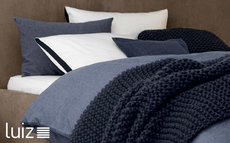 LUIZ Jeté de lit Couvre-lits Linge de Maison Chambre | Design Contemporain