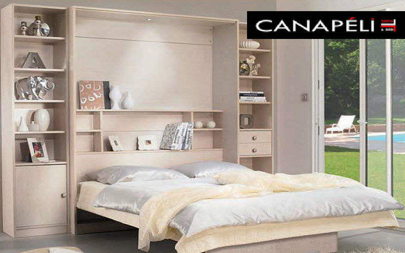 CANAPELIT Lit escamotable Lits escamotables Lit  |