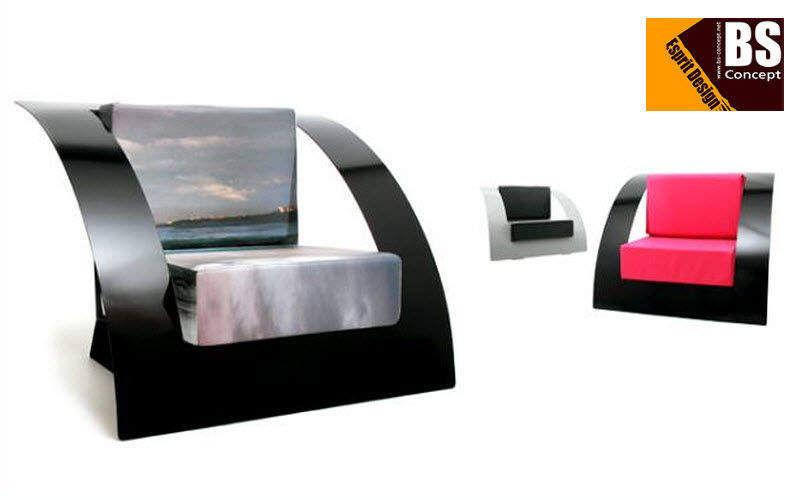 Bs Concept - L'Esprit design Fauteuil Fauteuils Sièges & Canapés    Design